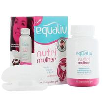 Equaliv Nutri Mulher Com 60 Capsulas
