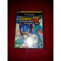 Sonic Adventure Dx Directors Cut Original Gamecube