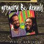 Cd Gregory Isaacs & Dennis Brown Blood Brothers