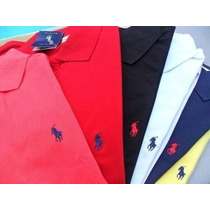 Kit 3 Camisas Polo Plus Size G1 G2 G3 G4 Grandes Marcas