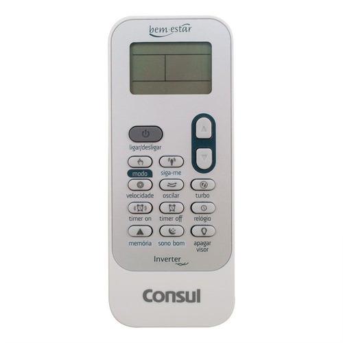 Controle Remoto Ar Condicionado Consul Hi Wall 7.000 A 12.00