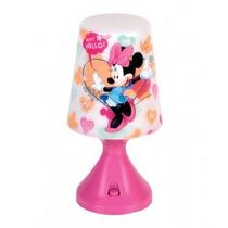 Abajur De Led Da Minnie Ou Mickey