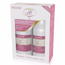 Inoar Bb Cream Hair Kit 2 Produtos