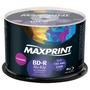 400 Bluray Maxiprint 6x Printable   Mercado Envios