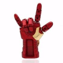 Pen Drive Mão Homem De Ferro/iron Man 8gb