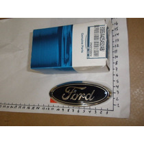 Emblema Tampa Traseira Ford Ka 2008/11 Ford 6s65a425a52ab