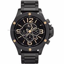 Relógio Armani Exchange Masculino Ax1513/1pn Com Caixa