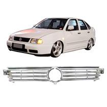 Grade Cromado Volkswagen Polo Classic 1997 A 2001