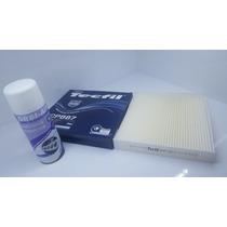 Filtro Cabine+limpa Ar Condicionado Palio/strada/siena Fire