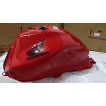 Honda Cb 300 R - Tanque De Combustível Vermelho Original