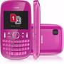 Nokia Asha 200 Rosa Dual Chip Nacional Nf Garantia De 1 Ano
