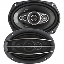 Kit Auto Falante 6x9 150w Rms Roadstar Mod Rs-6994 *