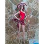 Linda Roupa De Praia, Maiô Para Barbie