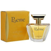 Perfume Importado Lancôme Poême Feminino - Edp 100ml