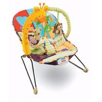 Cadeira Fisher-price Bebê Criança Playtime Bouncer Luv U Zoo