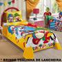 Jogo De Lençol Solteiro Infantil Patati Patata Lepper 2pçs