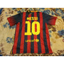 Camisa Do Barcelona Messi 10. Authentic - Pronta Entrega