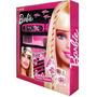 Barbie Tranças Fabulosas Linha Glam Hair Intek Bolsa