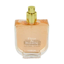 Perfume Fleur De Rocaille 100ml Edt By Caron Original Tester
