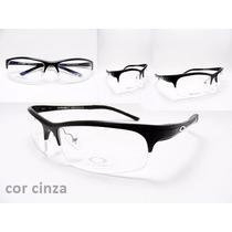 Oculos Oakley Crosslink Air Drop Masculino Para Grau