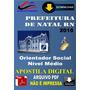 Apostila Digital Prefeitura Natal Rn Orientador Social