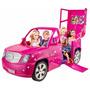 Barbie Limousine Rock And Royals Filme 2015 - Mattel Chg34