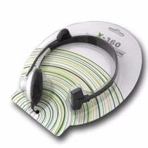 Headphone Microphone X-360 Cor Preta