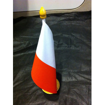 Bandeira De Mesa Da Polônia