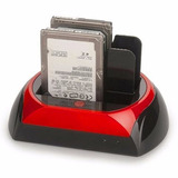 Dock Station P/ 2 Hd Sata 2,5'' E 3,5'' Usb E-sata Usb 2.0