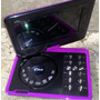 Dvd Portatil Com Tv Lcd 7,8 Pol, Com Games, Cd, Entrada Usb