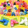 Kit Com 15 Pares De Sapatos Para Boneca Barbie * Sapatinho