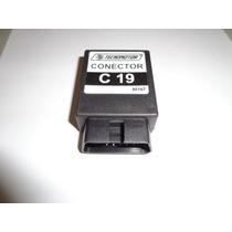 Rasther Tecnomotor - Conector Modelo C 19 Ômega 3.8