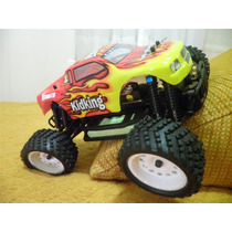Pick Up Rádio Controle Remoto Monster Truck Off-road Himoto