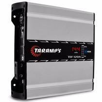 Fonte Carregador Bateria Taramps 120a 14.4v Bivolt Tef-120a