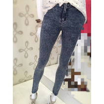 Kit 6 Unidades Calça Jeans Feminina- Atacado