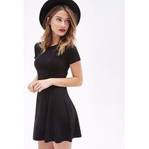 Vestido Leve Chic Basico Imp.modelagem Pq