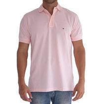 Tommy Hilfiger : Camisa Polo Masculina Tradicional Brasil M