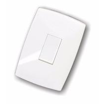 Tomada E Interruptores Horizontal C/ Placa 10a