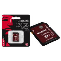 Cartao Memoria 128gb Kingston Sda3/128gb Sdxc 128gb