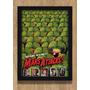 Quadro Poster Marte Ataca Cinema Comédia Filme Decoração