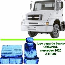 Jogo De Capa De Banco De Pelucia Mb 1620