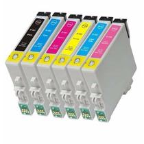 Kit Cartucho Compativel Epson To821/822/823/824/825/826 C/06