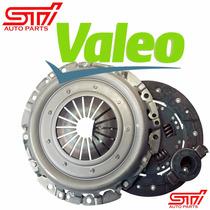 Kit Embreagem Fiat Uno 96-00 1.0 Ie 8v Original Valeo