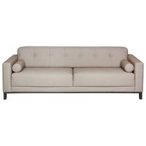 Sofa 3 Lugares 2.20 M - Modelo Slim - (tecido Suede)
