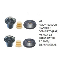 Kit Amortecedor Dianteiro Corsa Hatch 2002/3/4/5/6/7/8 O Par