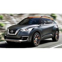 Nissan Kicks 1.6 Sl Flex Okm A Pronta Entrega