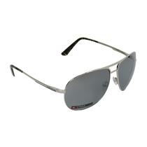 Óculos Masculino Quiksilver Strike Silver Grey