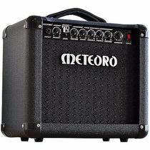Cubo De Guitarra 15w Rms Nitrous Drive Nde15 Preto Meteoro