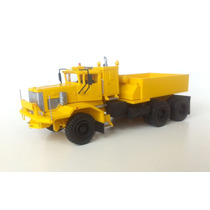Caminhão Super Pesado Oshkosh 6x4 - Escala 1:87