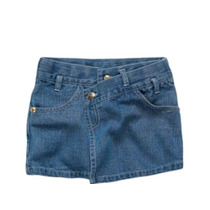 Mini Saia Jeans Lilica Ripilica - Tamanho 6